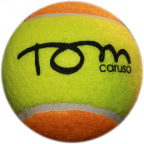 Pack Bälle Tom Caruso ITF approved 3pz.