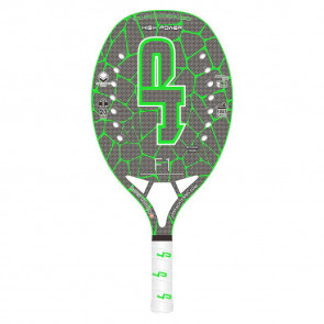 Racchetta Beach Tennis HP F1 GREEN 2021