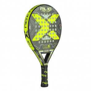 Paddle Tennis Schlager Nox ML10 PRO CUP BLACK EDITION ARENA 2021