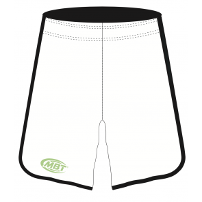 Short MBT WHITE 2021