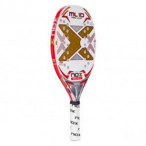 Beach Tennis Racket Nox ML10 PRO CUP 2021