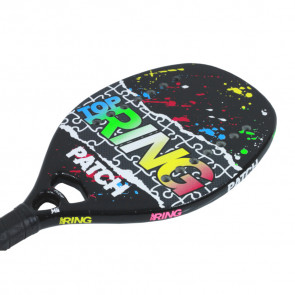 Paddle Tennis Racket Top Ring PATCH NERA 2021