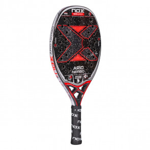 Beach Tennis Racket Nox AR10 NERBO 2021