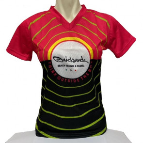T-Shirt Quicksand THINK OUTSIDE THE BOX Donna