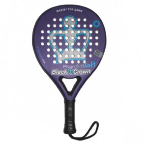 Racchetta Paddle Black Crown PITON 5.0 SOFT 2021