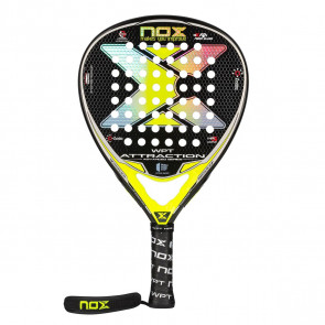Racchetta Paddle Nox ATTRACTION WORLD PADEL TOUR EDITION 2021