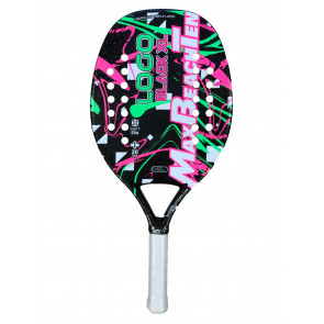 Racchetta Beach Tennis MBT LOGO BLACK XL 2020
