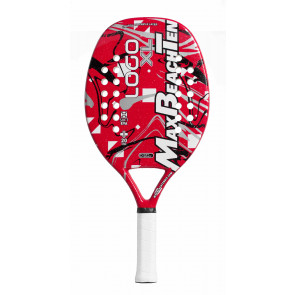 Racchetta Beach Tennis MBT LOGO RED XL 2019