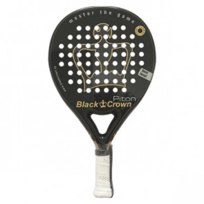 Racchetta Paddle Black Crown PITON 2021