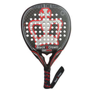 Racchetta Padel Black Crown POWER GENIUS