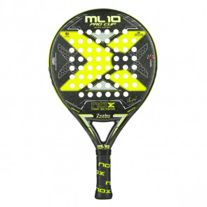 Racchetta Paddle Nox ML10 PRO CUP BLACK EDITION ARENA 2020